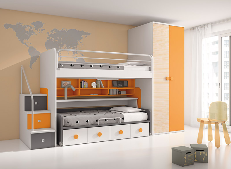 Muebles dormitorios juveniles juveniles completos - Silla dormitorio juvenil ...