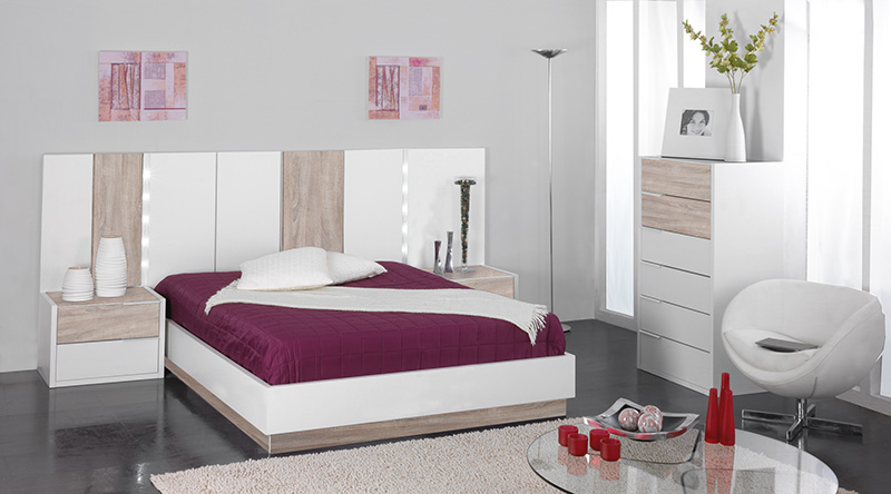 Muebles, Dormitorios Matrimonio, Dormitorios completos, Dormitorio de