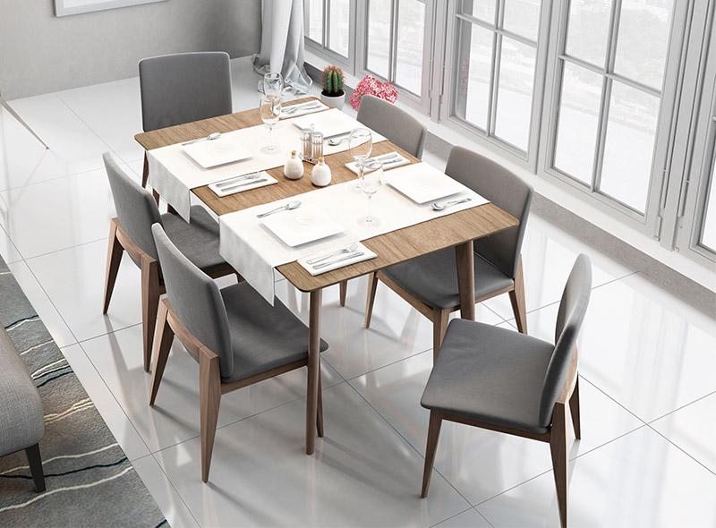 Mesas de comedor usadas producto mesas sillas ambiente for Mesas para restaurante usadas