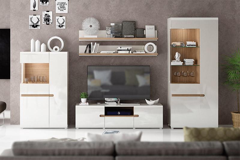 Muebles salones apilables mueble de sal n apilable urne for Muebles modulos salon