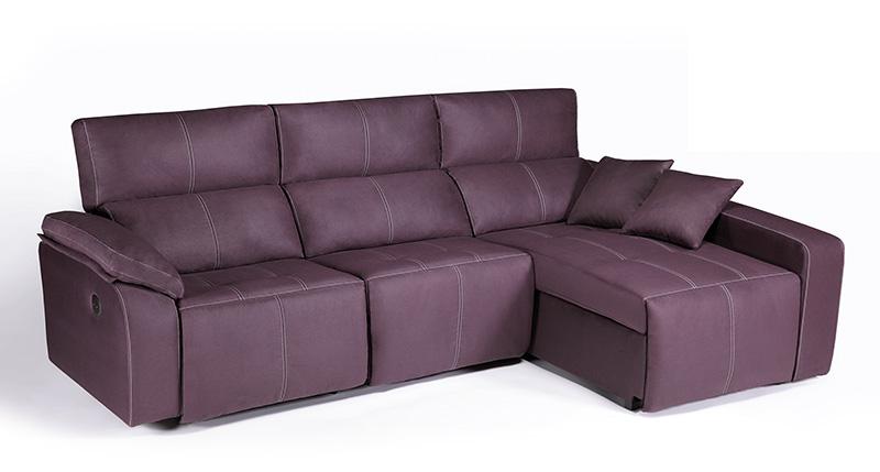 Muebles sof s sof tela sof chaisse longue sof a for Muebles el paraiso sofas