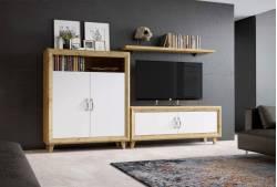 Mueble de salón de 265 cm Escocia