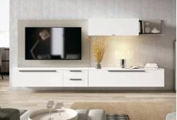 Mueble de salón de 330 cm Mod. Pope