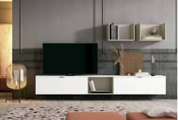 Mueble de salón de 275 cm Mod. Owen