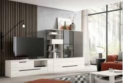 Mueble de salón de 330 cm Mod. Garfield