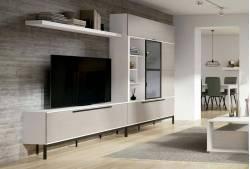 Mueble de salón de 330 cm Mod. Piute