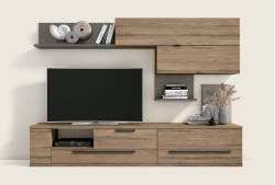 Mueble de salón de 275 cm Mod. Uvalde
