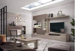 Mueble de salón 330 cm Mayson
