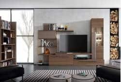 Mueble de salón 302 cm Bering