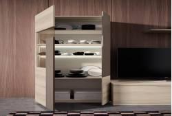 Mueble de salón 305 cm Janko