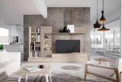 Mueble de salón 275 cm Fontanella