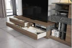 Mueble de salón de 302 cm Felton