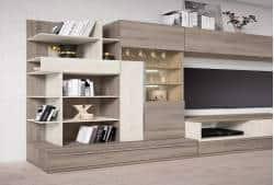 Mueble de salón 275 cm Orlando