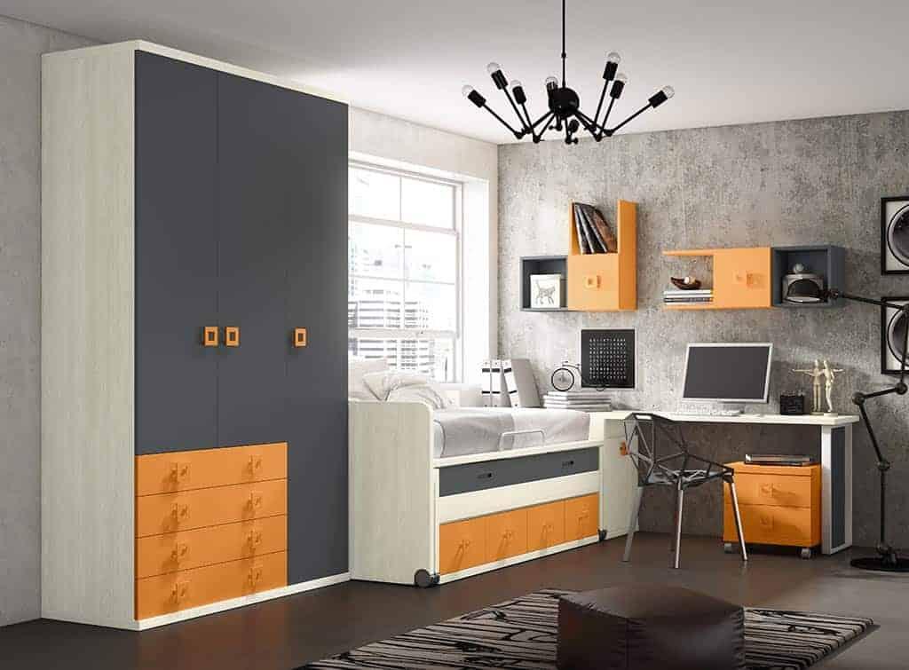 Renovar dormitorio juvenil