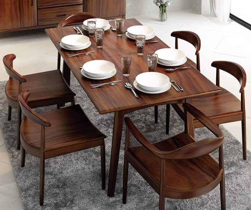 Mesa de comedor ideal