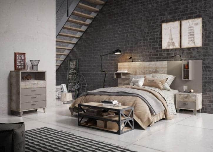 Dormitorio en rebajas