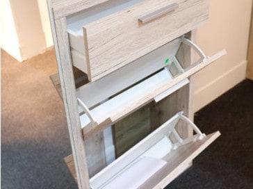 Cómo organizar zapatero