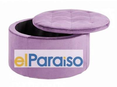 Tipos de Sofás | Puffs | El Paraíso