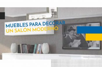 Muebles para Decorar un Salón Moderno | Muebleselparaiso