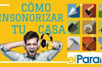Como insonorizar de manera casera las paredes de tu casa | Muebleselparaiso