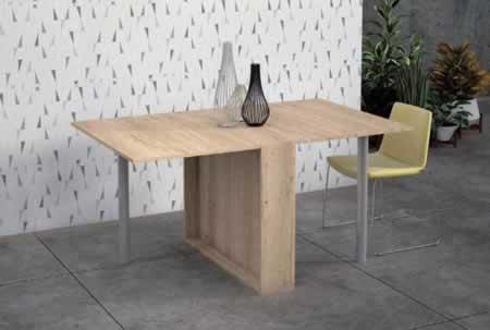 Mesa plegable para comedor  Muebles El Paraíso