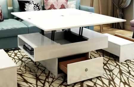 Mesa plegable multifunción   Muebles El Paraíso