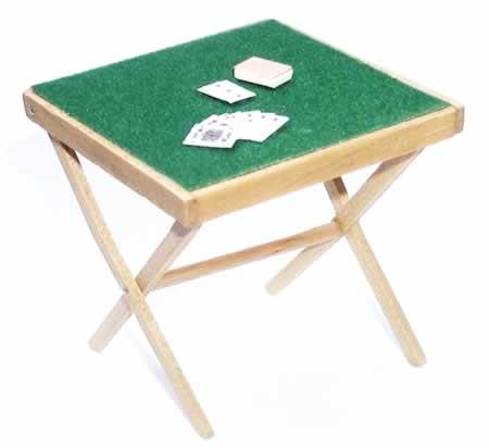 Mesa plegable para jugar a las cartas   Muebles El Paraíso