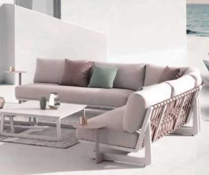 Sofá Cama para exteriores | Muebles El Paraíso