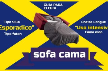 Guía para elegir sofá Cama