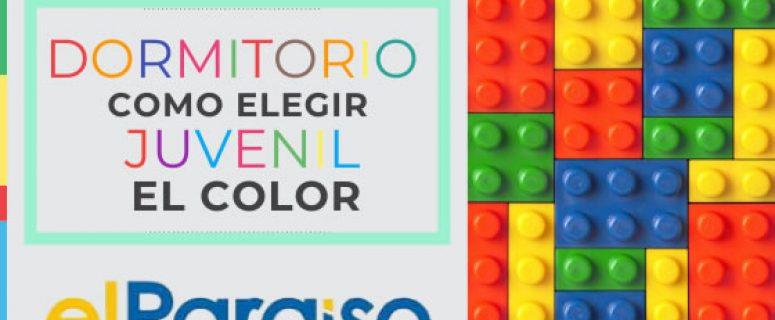 Como elegir color dormitorio juvenil
