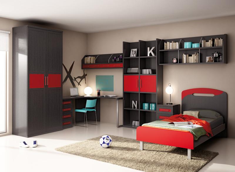 Ideas para decorar habitaciones juveniles - Decorar dormitorio juvenil ...