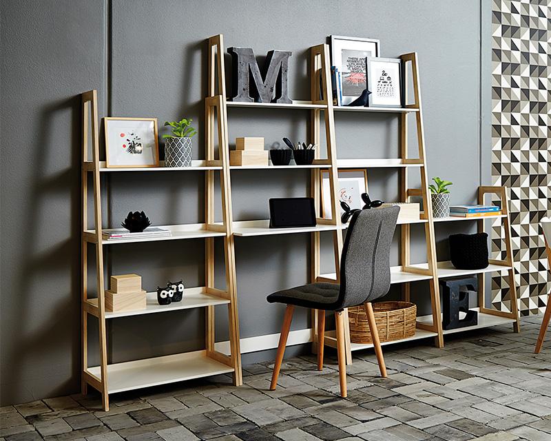 Estanter as modernas y funcionales para cualquier rinc n de la casa - Estanterias modernas de pared ...