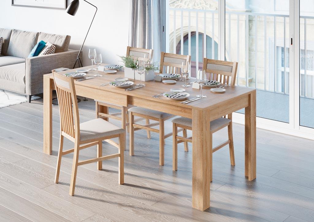 Recomendaciones para elegir la mesa de comedor ideal para tu hogar - Mesas de comedor grandes ...