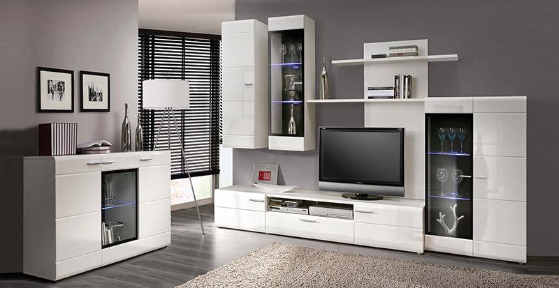 Muebles salones apilables mueble de sal n apilable for Muebles de pladur para salon