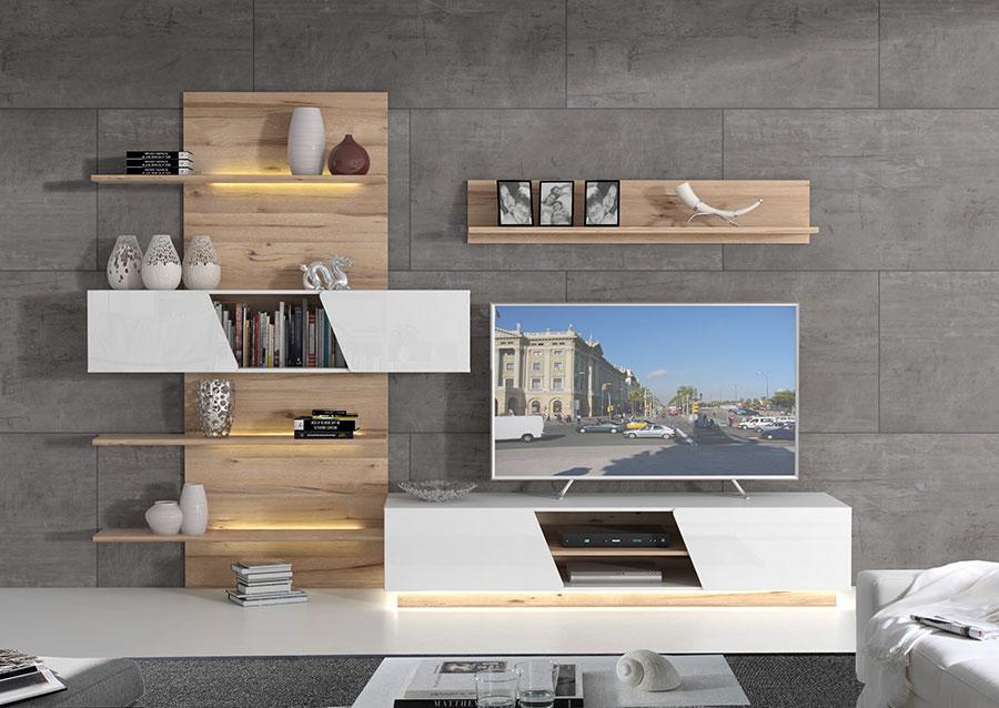 Muebles salones apilables mueble de sal n apilable vay - Muebles el paraiso salones ...