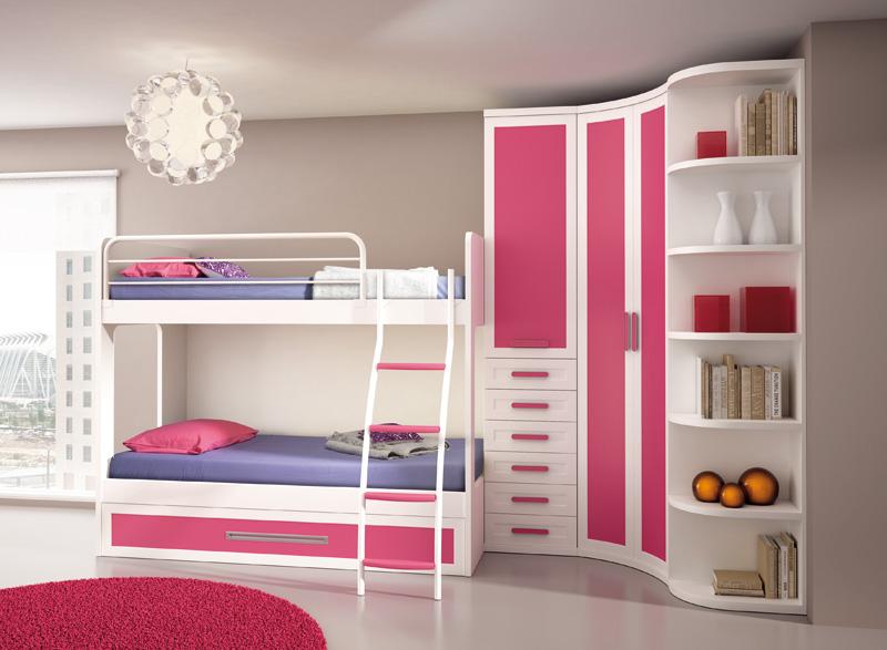 Muebles dormitorios juveniles juveniles completos for Dormitorios juveniles modernos precios