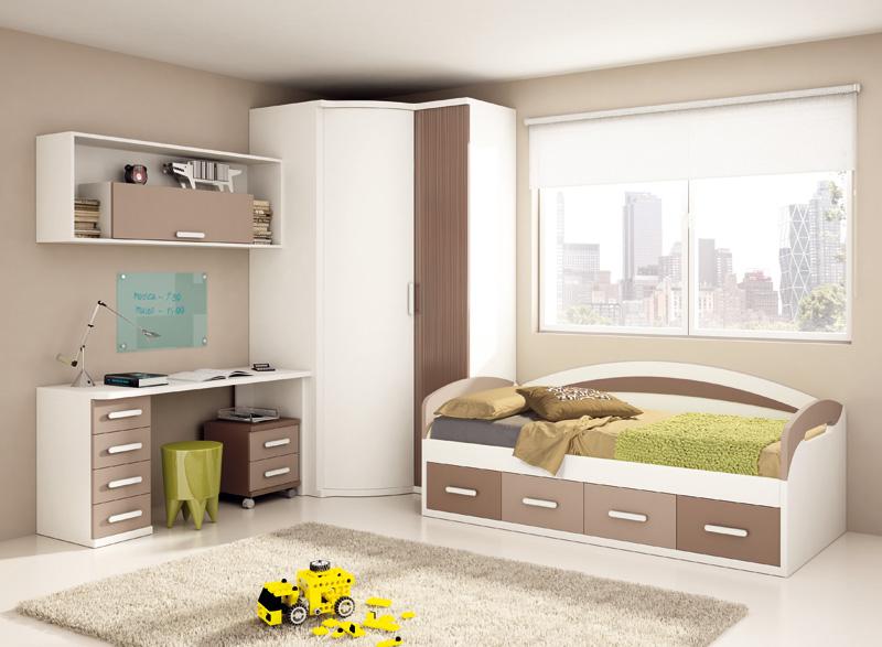 Muebles dormitorios juveniles juveniles completos colecci n juvenil lau muebles el para so - Habitaciones juveniles muebles tuco ...