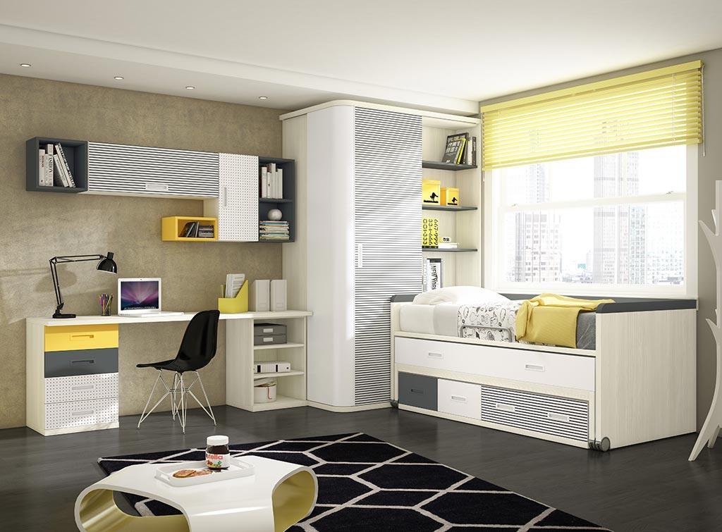 Muebles dormitorios juveniles juveniles completos dormitorio juvenil roal muebles el para so - Muebles dormitorio juvenil ...