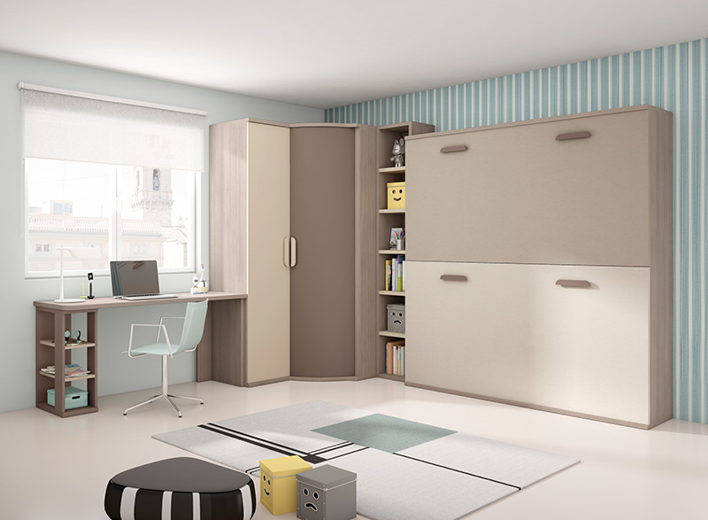 Muebles dormitorios juveniles juveniles completos for Los mejores dormitorios juveniles