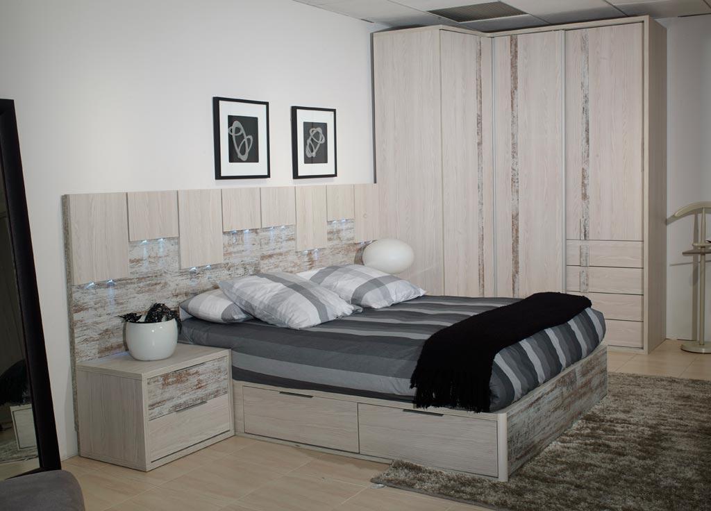 Muebles dormitorios matrimonio dormitorios completos for Muebles matrimonio