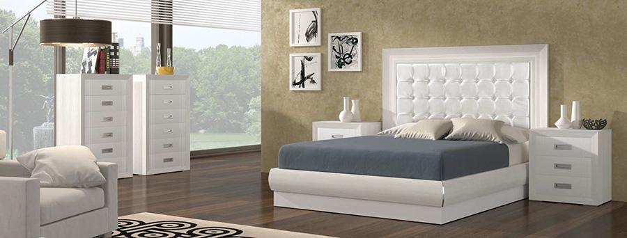 Muebles dormitorios matrimonio dormitorios completos for Muebles modernos para habitacion matrimonial