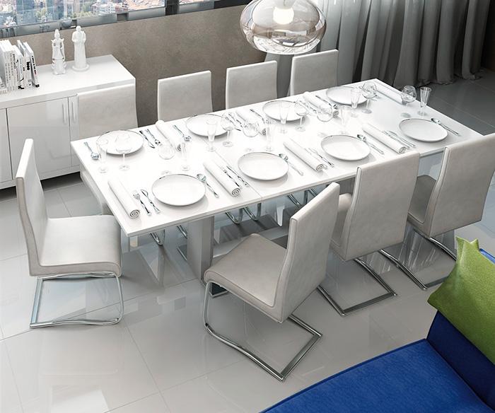 Muebles, Mesas, Mesas Comedor, Mesa de comedor extensible York ...