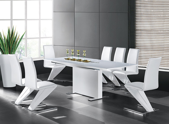 Mesa de comedor modelo Grant