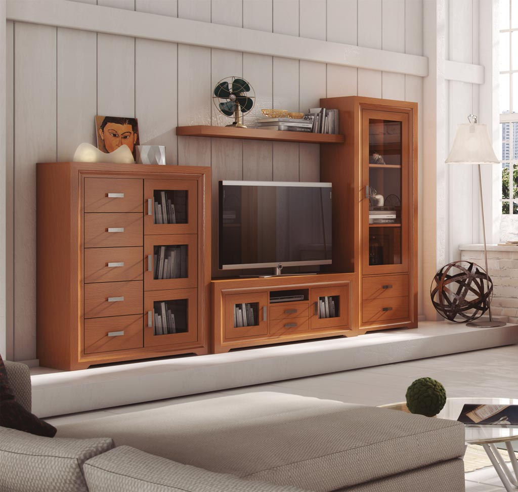 Muebles salones apilables mueble de sal n apilable for Muebles de modulos