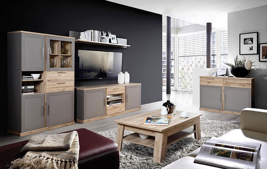 Las casas actuales demandan salones modernos y c modos donde vivir - Distribucion salon ...